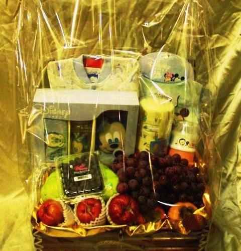 Baby Basket A   $880