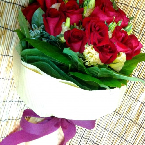 Red Rose bouquet $550 (2)