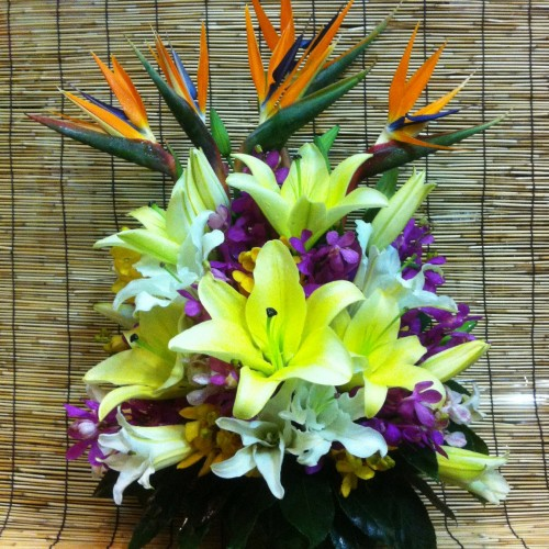 Yellow Lily $680